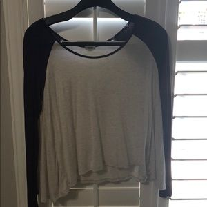 long sleeve comfy sweater top